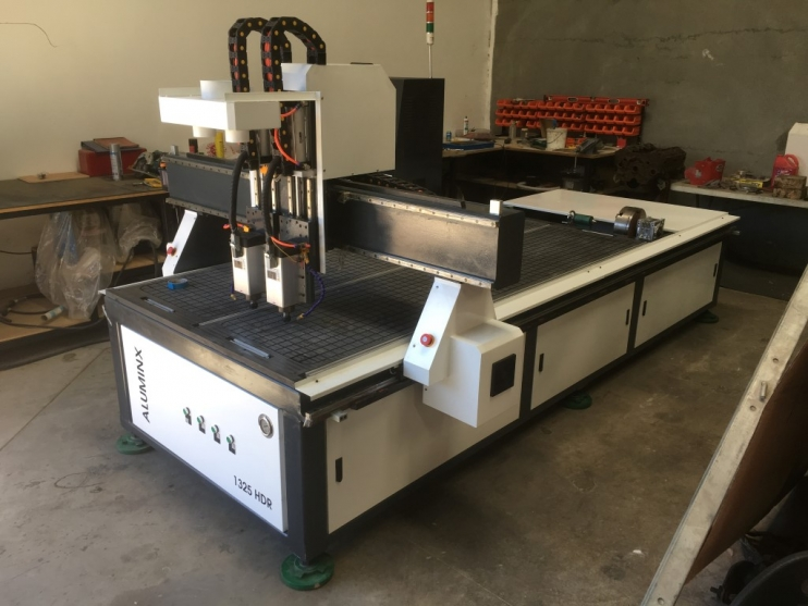 CNC Router AX1325-HD2